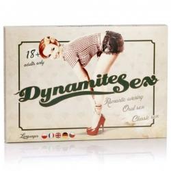 Sexi stolná hra Dynamite Sex