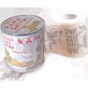 Toaletný papier Kamasutra s vtipmi