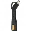 Prívesok na kľúče prevodník mikro USB na USB pre mobil