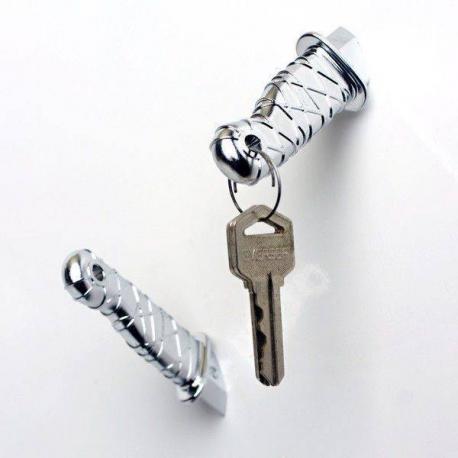 Magnetický vešiak na kľúče Ninja meč