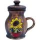 Džbán na čajík s bylinkami - byliňák