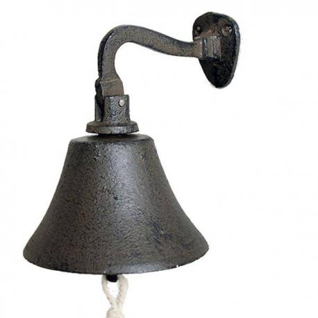 Liatinový zvon s uchytením na stenu BASIC