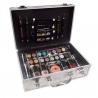 Hliníkový kozmetický kufrík pre ženy