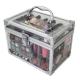Priehľadný kozmetický kufrík pre ženy - EXCLUSIVE