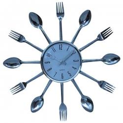 Originálne hodiny do kuchyne