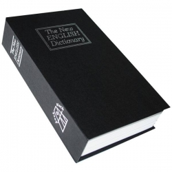 Kniha s trezorom vo vnútri
