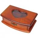 Luxusná drevená šperkovnica pre Vašu lásku