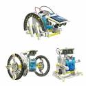 SolarBot 14 v 1 - poskladajte si solárnych robotov