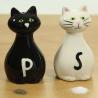 Soľnička a korenička mačičky
