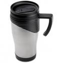 Termohrnček na kávu kovový