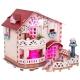 Dievčenské 3D puzzle prázdninový dom
