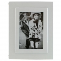 Biely album na fotografie 13 x 18 cm