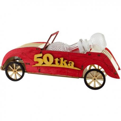 Auto na päťdesiatku na narodeniny