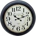 Veľké nástené hodiny  kovové