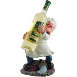 Kuchár ako stojan na víno