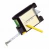 Darček pre murárov meter s vodováhou a poznámkovým blokom