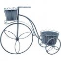 Stojan na kvety bicykel