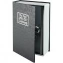 Malý trezor ukrytý v knihe