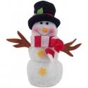 Svietiaci snehuliak