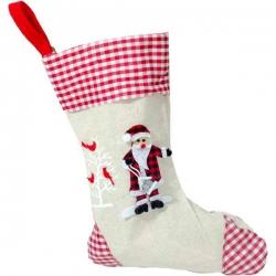 Mikulášska ponožka so sladkosťami