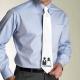 Svadobná kravata GAME OVER