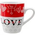 Romantické prekvapenie - Valentínsky hrnček LOVE