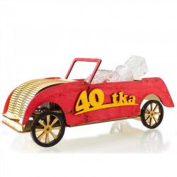 Auto pre štyridsiatnika na narodeniny