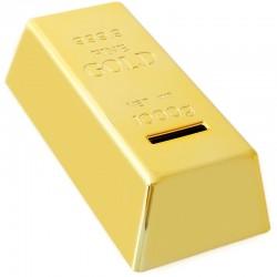 Zlatá tehlička pokladnička