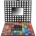 Veľká paleta očných tieňov 98 farieb