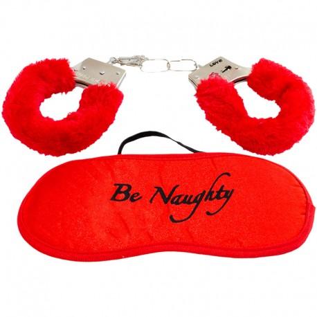 Páska na oči s putami - sexi darček pre partnera