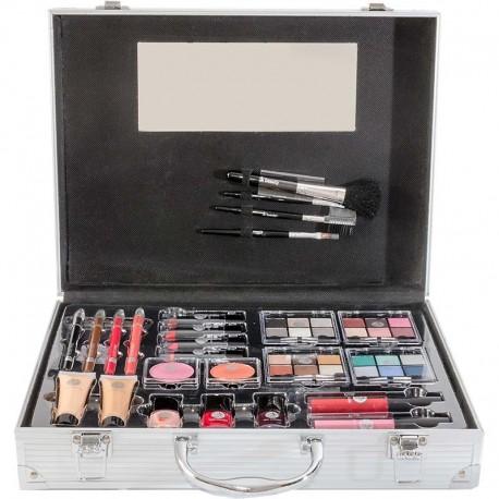 Kozmetický kufrík plný kozmetiky