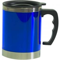 Modrý termohrnček 400 ml