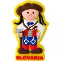 Magnetka Jánošík Slovakia