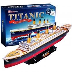 Veľké 3D puzzle TITANIC