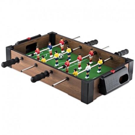 Malý stolný futbal pre dvoch hráčov