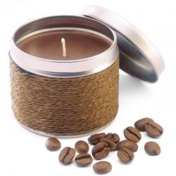 Sviečka s vôňou kávy