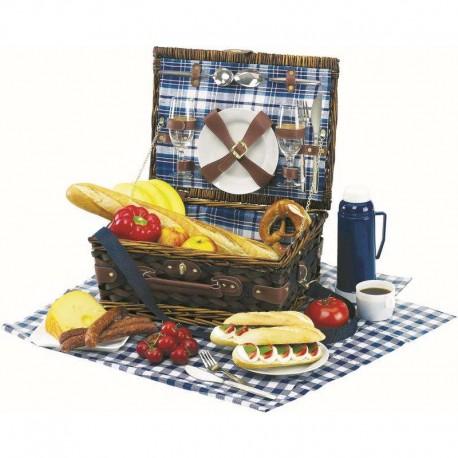 Luxusný kôš na piknik pre dve osoby