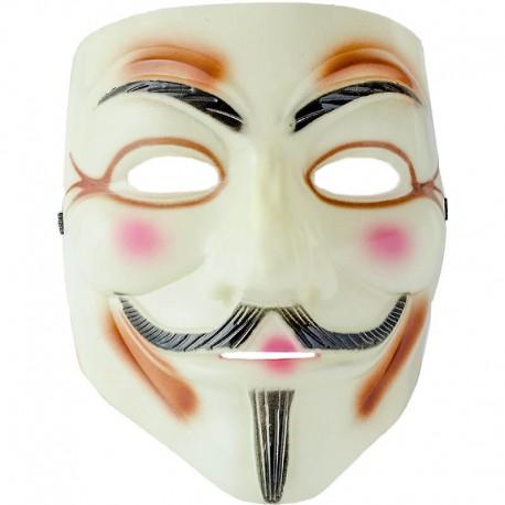 Maska V ako Vendetta Anonymous