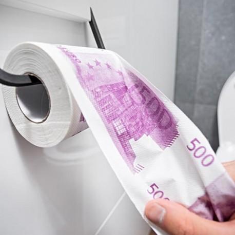 Toaletný papier 500 EUR