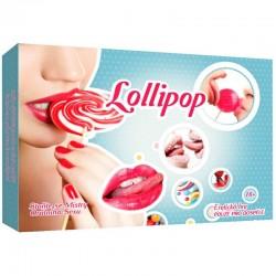 Erotická hra Lollipop - staňte sa majstrami orálneho sexu