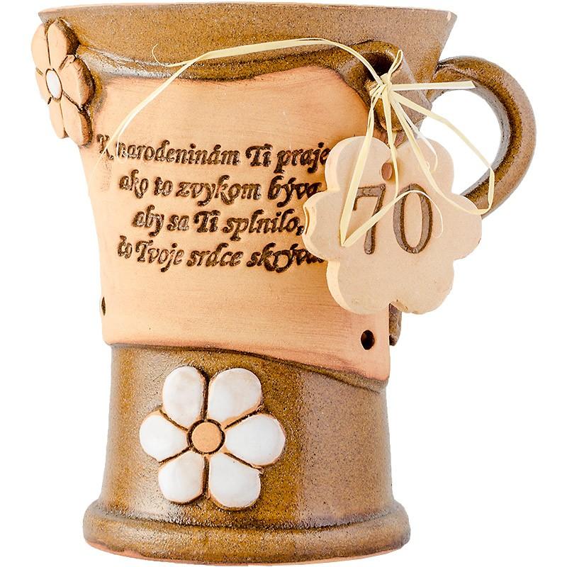 Jubileum, okrhle narodeniny 70 rokov, polookrhle 75 rokov