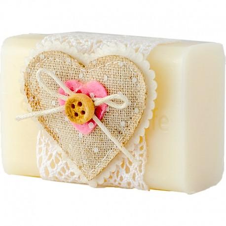 Darčekové mydlo s ovčieho mlieka