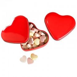Zamilované srdiečkové cukríky