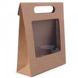 Sladkosti na Mikuláša v papierovej taške