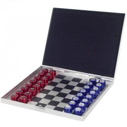 Magnetické šachy cestovné