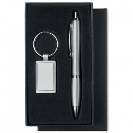 Darčeková súprava pero s príveskom na kľúče