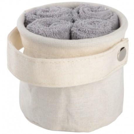 Sada 6 uterákov v košíku