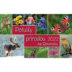 Stolný kalendár Potulky slovenskou prírodou 2022