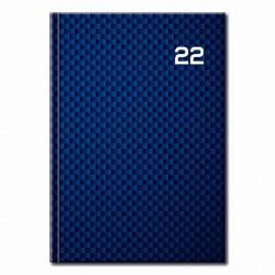 Denný diár PRINT BLUE 2022