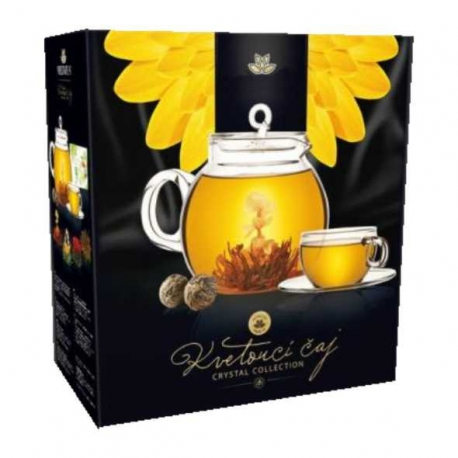 Kvitnúci čaj darčekové balenie